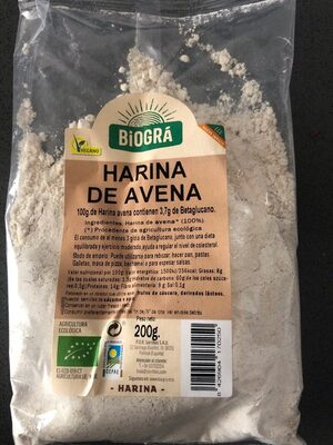 Harina de avena - Product