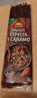 Spaghetti espelta y cañamo - Producte - es