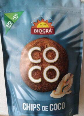Chips de coco - Produit - es