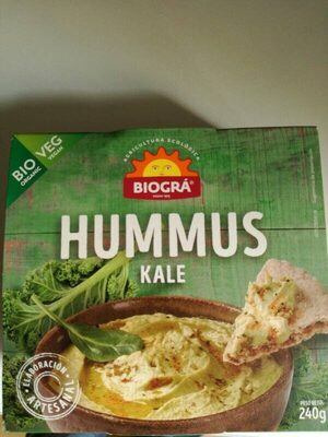 Hummus kale - Producte