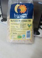 Flocons d'avoine fins bio - Producte