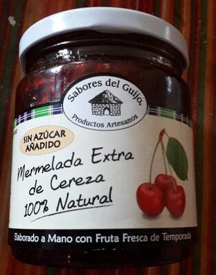 Mermelada Extra de Cereza sin azúcar