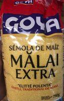 Sémola de maíz - Producto - es