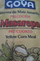 Harina de maíz amarilla precocida - Producto - es