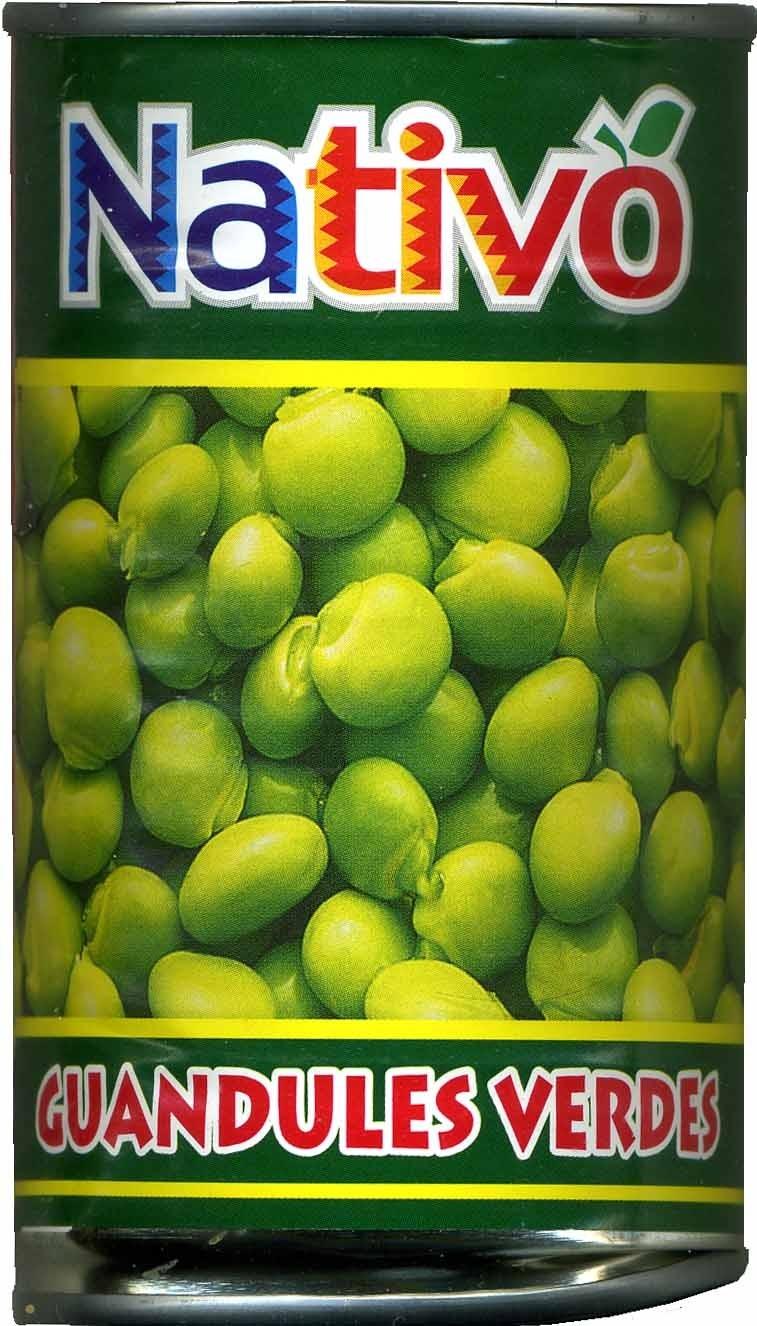 Guandules verdes - Producto - es