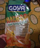 Nachos corn tortilla chips sabor queso GOYA - Producto - en