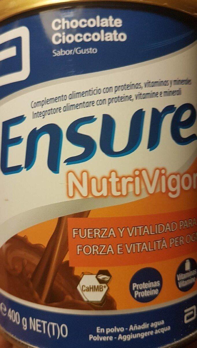 Ensure nutrivigor - Producto - es