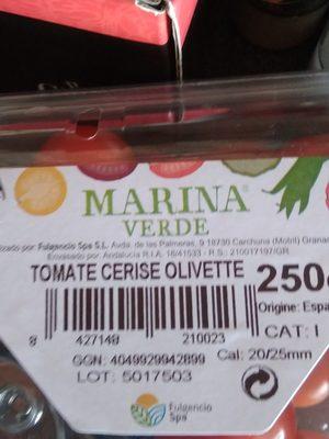 Galette maïs chocolat - Ingredientes - fr