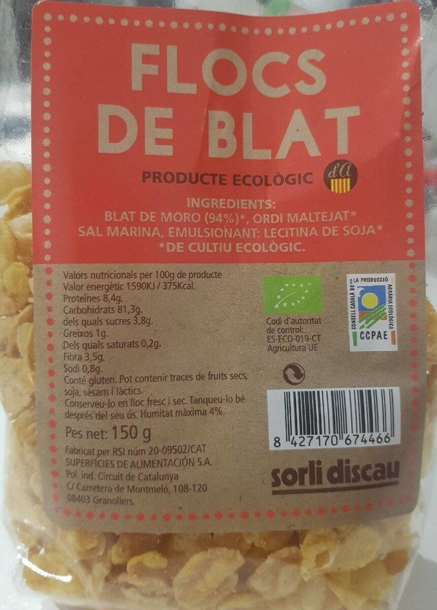 Cereales de maiz - Producte - es