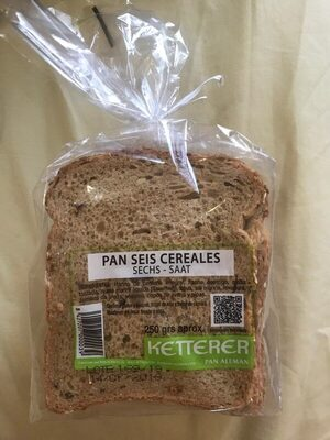 Pan seis cereales - Product