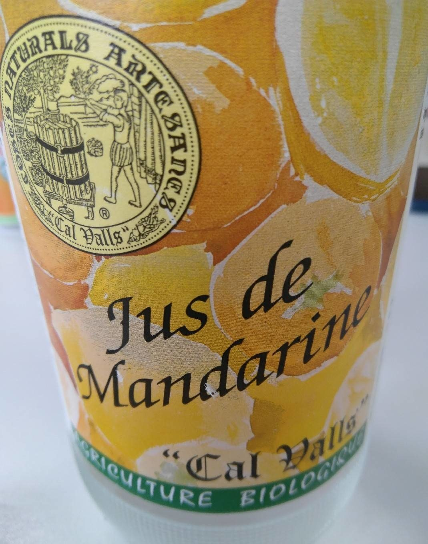 Pur Jus De Mandarine - Product - fr