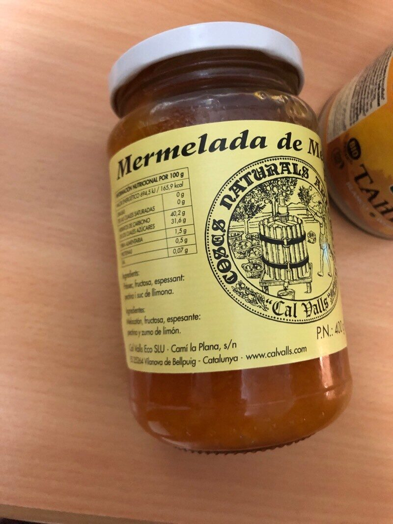 Mermelada de melocotón préssec - Produit