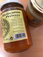 Mermelada de melocotón préssec - Informations nutritionnelles