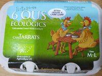 6 ous ecològics - Producte - es