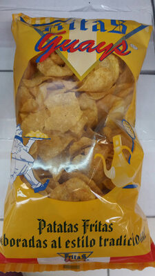 Patatas Fritas Guays - Producto - es