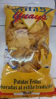 Patatas Fritas Guays - Información nutricional - es