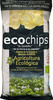 "Patatas fritas lisas ecológicas ""Ecochips de Zarabiku"" - Producto"