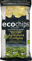 Ecochips patatas fritas lisas ecológicas - Product - es