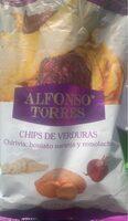 Chips de verduras - Produit - fr