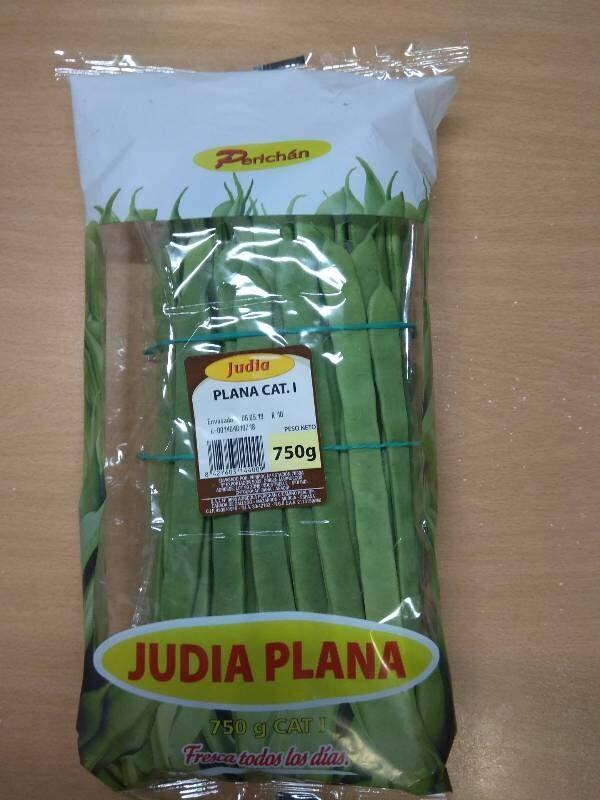 Judía plana - Producte