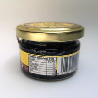 Avruga, perlas de arenque - Información nutricional