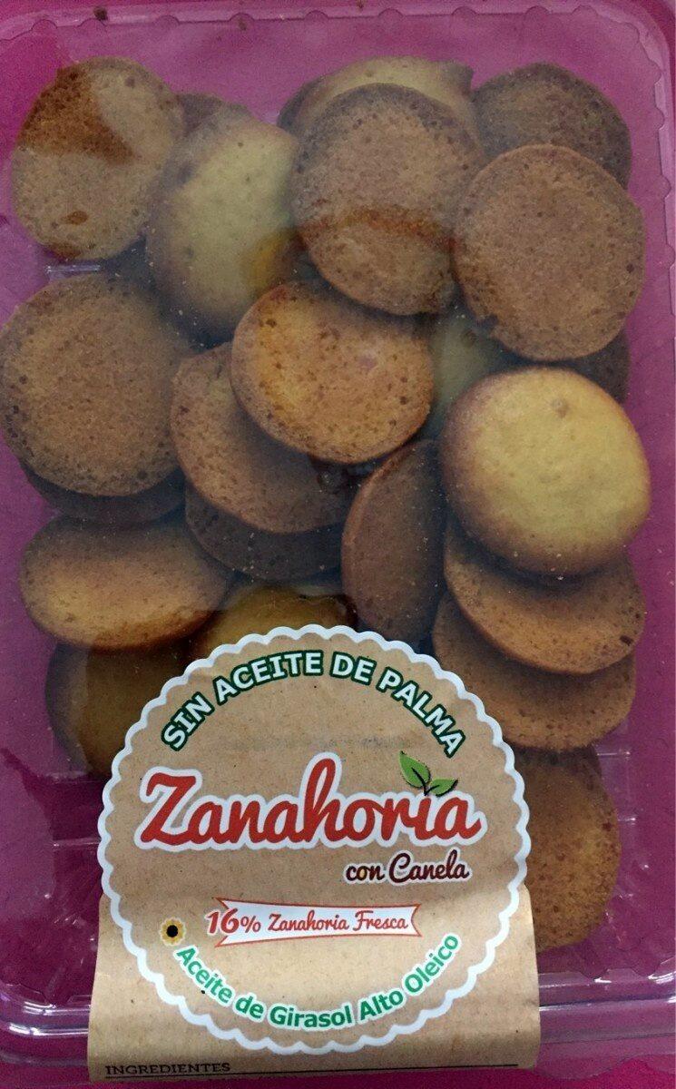 Zanahoria con canela - Prodotto - es