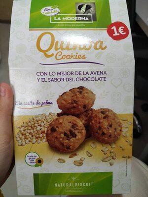 Quinoa cookies - Product