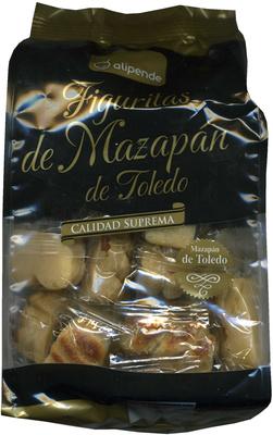 Figuritas de mazapán de Toledo
