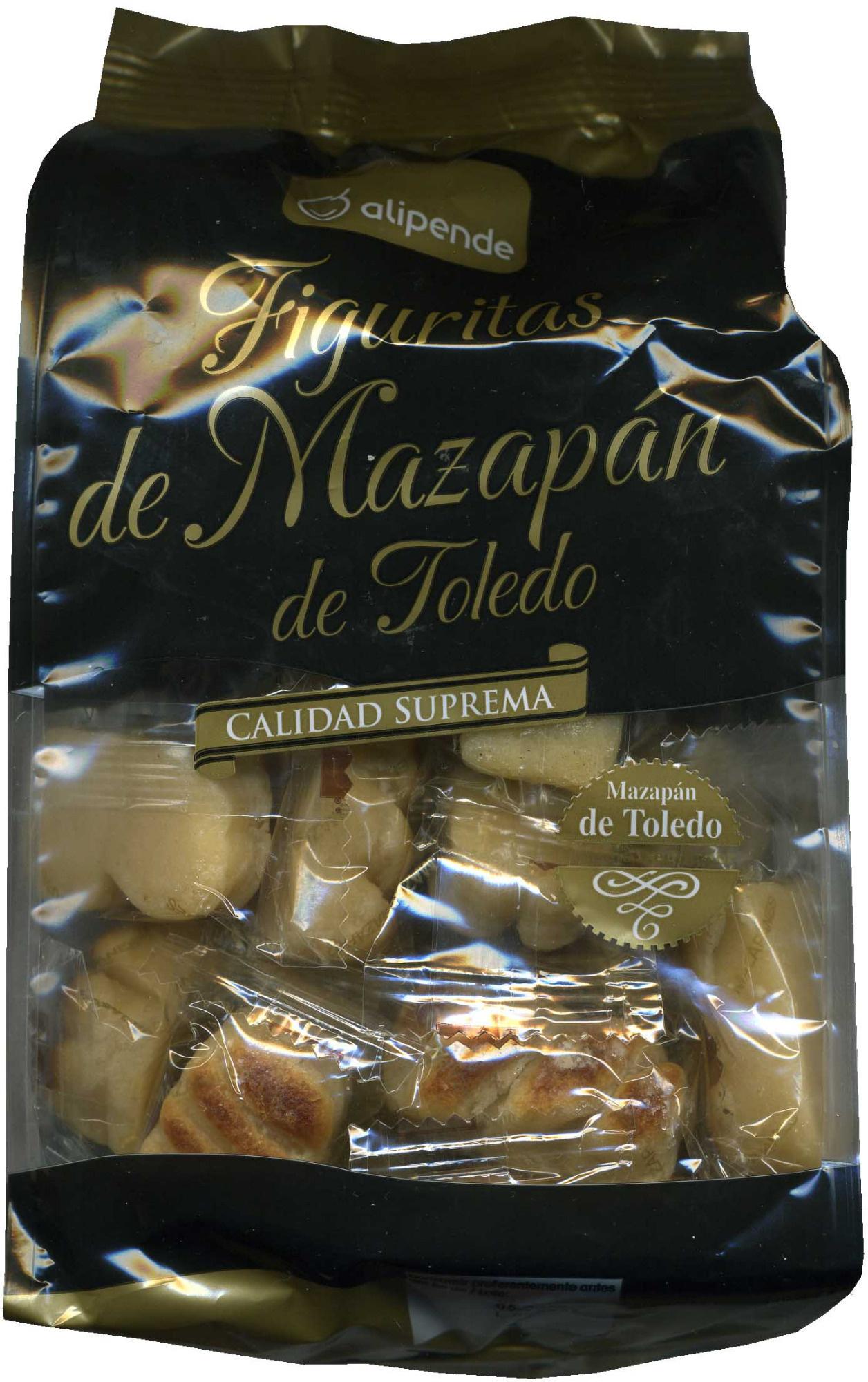 Figuritas de mazapán de Toledo - Producto
