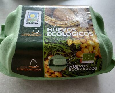 Huevos ecológicos - Product