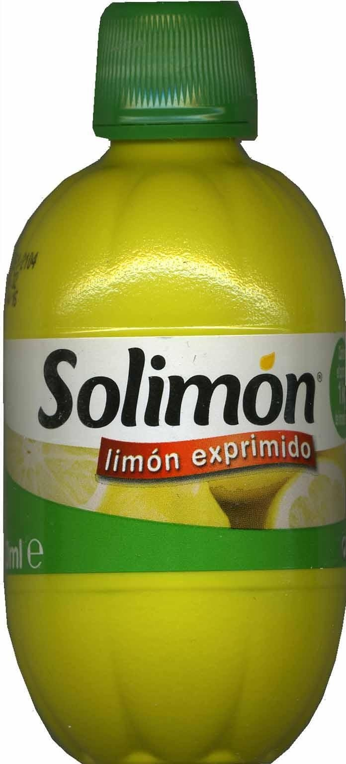 Limón exprimido - Produit - es