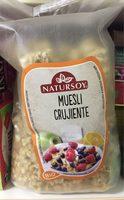 Muesli Crujiente - Produit - fr