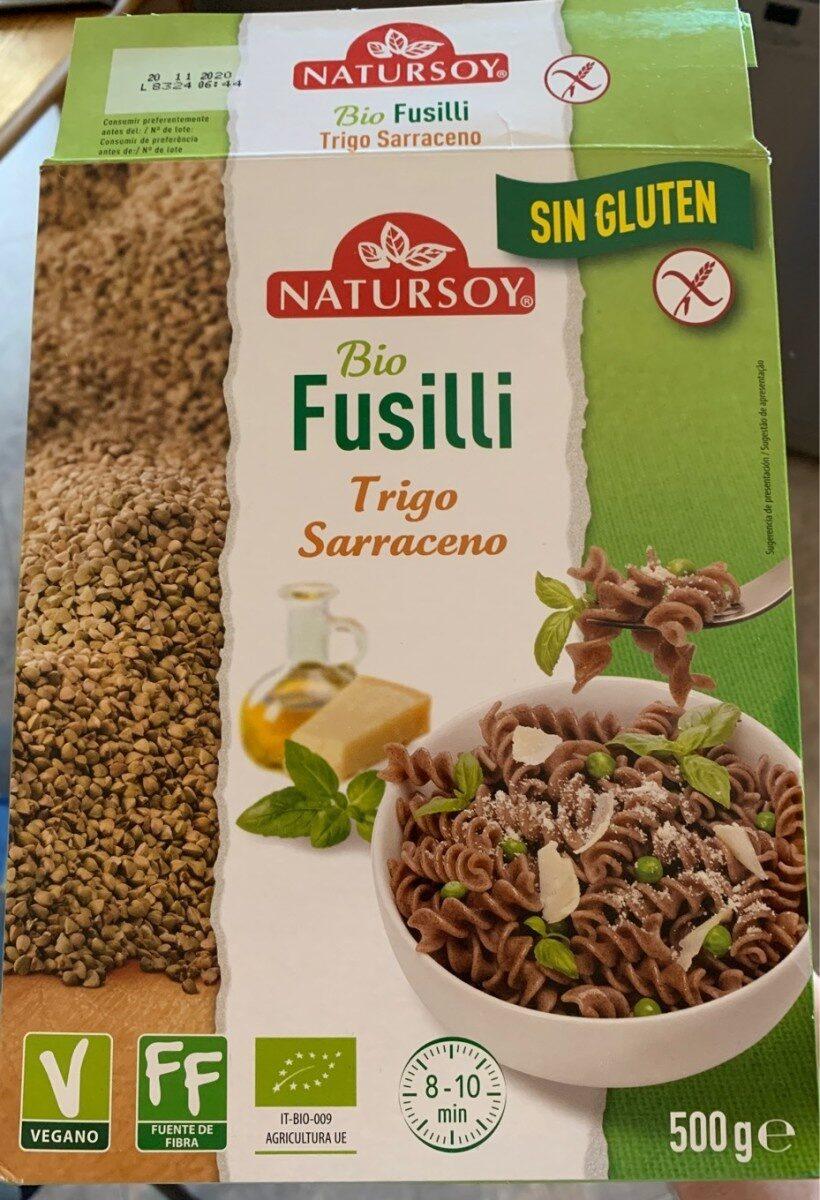 Bio Fusilli - Produkt - es
