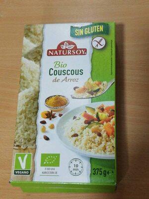 Bio couscous de arroz - Producto