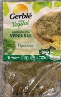Hamburguesa verduras - Produit - es