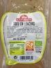 Tofu en lonchas - Producte