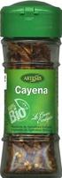 Pimienta cayena - Producto - es