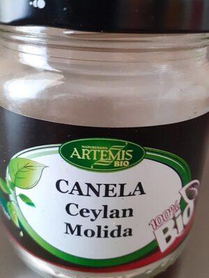 Canela ceylan molida - Product - es