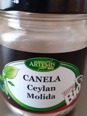 Canela ceylan molida - Producto