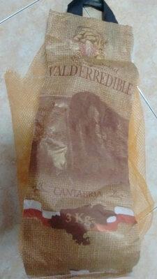 Patata Valderredible - Producto - es