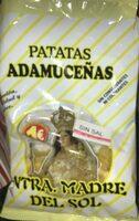 Patatas Adamuceñas - Product