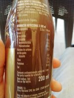 Cremalat Bombon - Nutrition facts