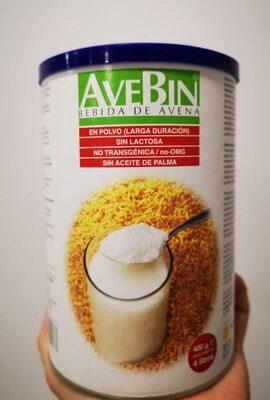 AveBin Bebida de Avena Polvo