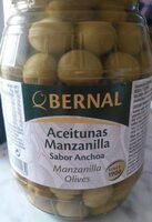 Aceitunas manzanilla - Producte - es