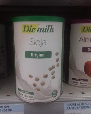 Die milk soja original - 3