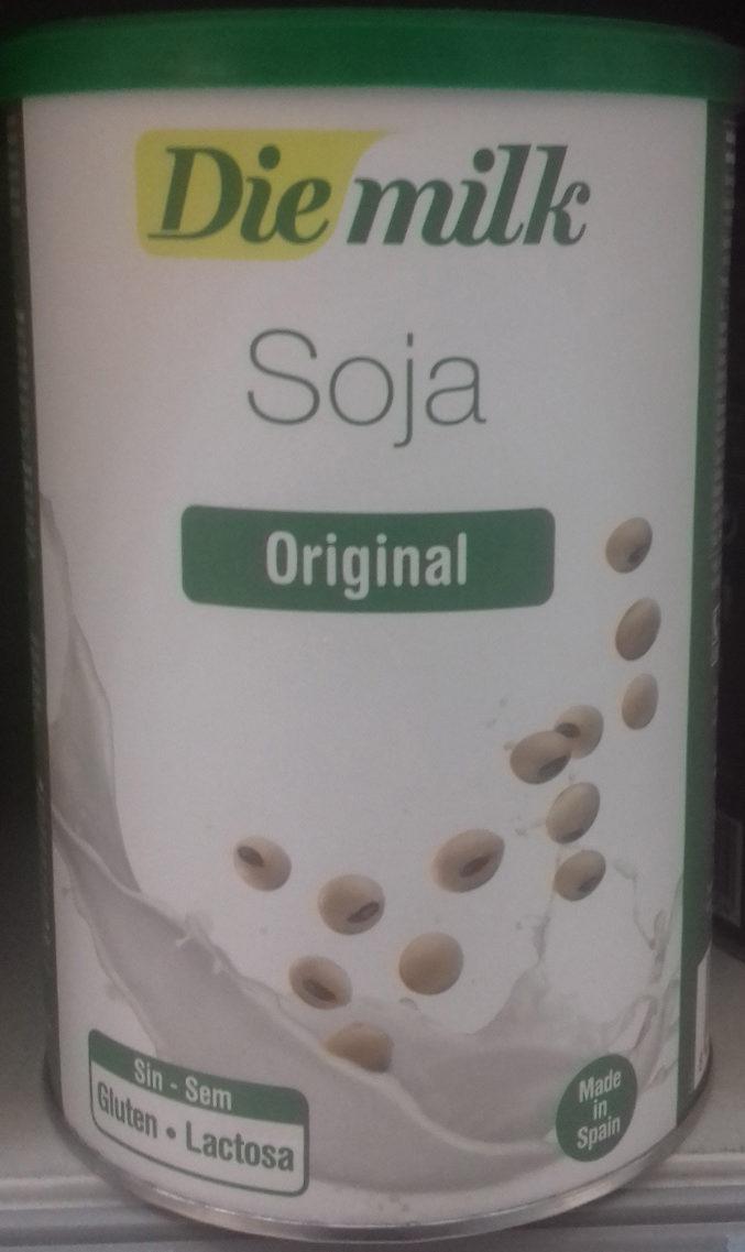 Die milk soja original - Producto