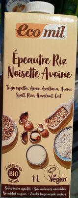 Épeautre Riz Noisette Avoine - Produit - fr