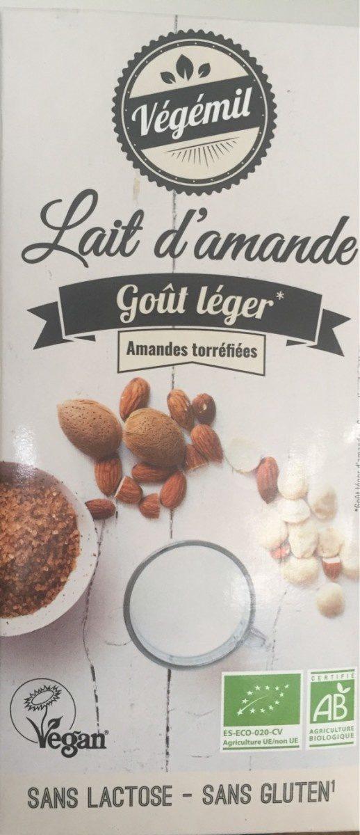 Lait d'amande - Produit - fr
