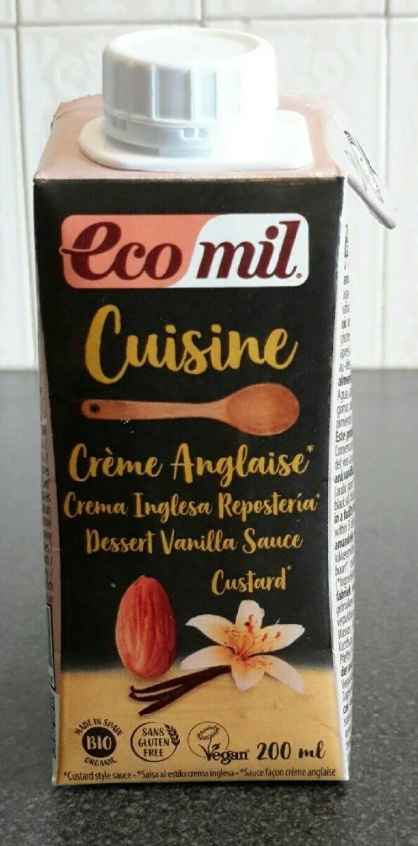 Crème anglaise - Product - fr