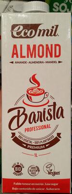 Almond barista - Produit - fr